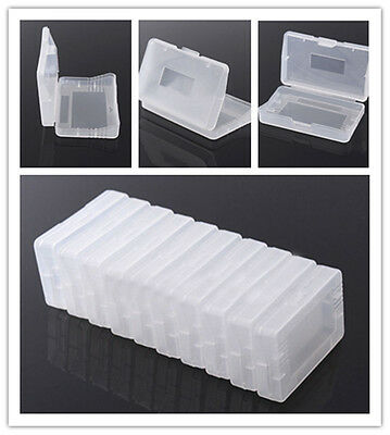 10pcs Anti Dust Cover Cartridge Game Case For Nintendo Gameboy GBA SP GBC GBP