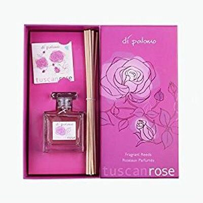 Di Palomo Tuscan Rose Reed Diffuser Home Fragrance 100ml