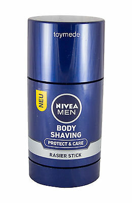 Nivea Men BODY SHAVING RASIER STICK speziell für den Mann 75ml Protect & Care