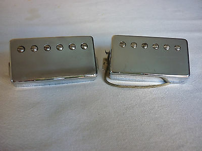 Gibson 490R and 490T pickups