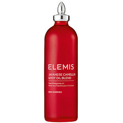Elemis Japanese Camellia Body Oil Blend - 100ml BNIB