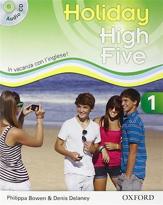 High Five On Holiday. Student Book. Con Espansione Online. Con | 9780194663519 A