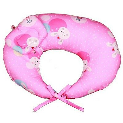 New Baby Feeding Pillow Cartoon Maternity Nursing Breastfeeding Support Cushion