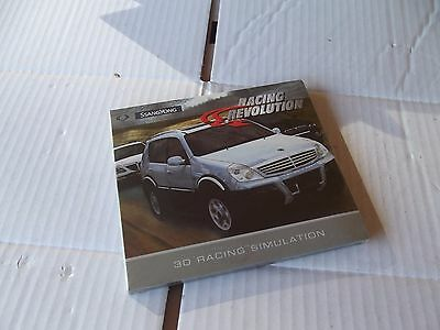 PC Game SsangYong Rexton Racing Evolution 3D Simulation 2005 originale Casa Cost