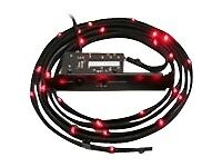 NZXT CB-LED10-RD 12x Red LED Sleeve - 1m CB-LED10-RD Accessori di sistema