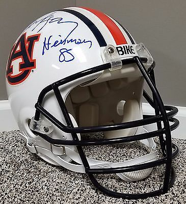 BO JACKSON 1985 Heisman Game Issued Style Autographed AUTHENTIC HELMET AUBURN AU