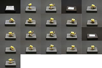 George Pal Jasper Partial Replacement Stop Motion Animation Walk Cycle 18 Pieces