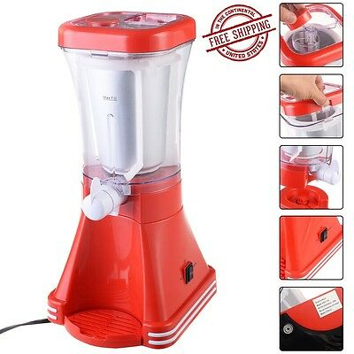 Margarita Machine Smoothie Maker Mix Commercial  Blender Ice Slush