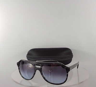 Brand New Authentic Oliver Goldsmith GLYN (1971) Black Lace Sunglasses Frame