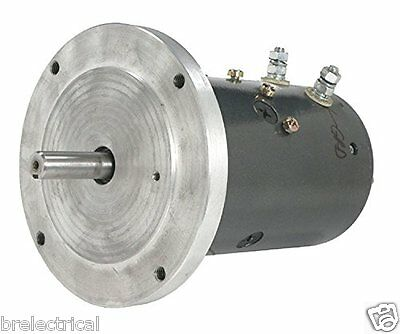 Winch Motor Fits Anchor Lifts & Lobster Pot Haulers Double Ball Bearing W-8930B