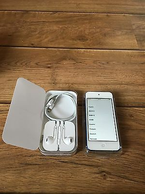 Apple iPod Touch 32GB in Blue - 6th Generation iPod Touch - Boxed - VGC