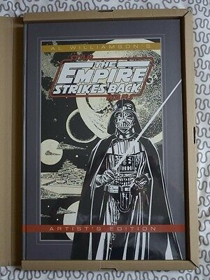 Star Wars : The Empire Strikes Back Artist Edition / Al Williamson / Idw