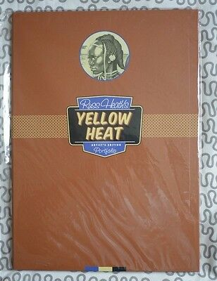 Russ Heath : Yellow Heat Portofolio / Idw