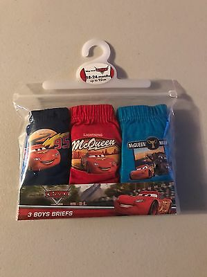 Baby Boys Disney Cars Pants 18/24 Months BNWT