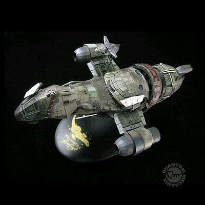 Serenity - Firefly Little Damn Heroes 1:400 Scale Ship NEW Quantum Mechanix