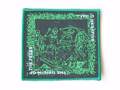 Type O Negative Woven Patch