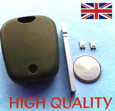 For Toyota Aygo 2 Button Remote Key Fob Case Full Repair Refurbishment Kit