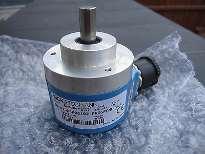 Sick Encoder DRS61 E4A08192 8192 lines 10-32V Supply TTL/RS422 Programable