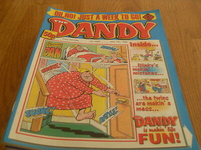The Dandy Comic Issue 2999  May 15Th 1999