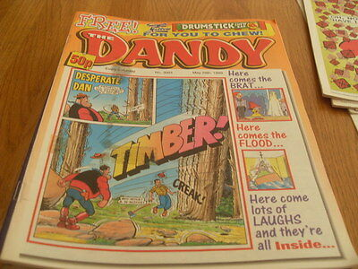 The Dandy Comic Issue 3001 May 29Th 1999
