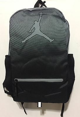 91a7acf55af NIKE JORDAN LEXICON Backpack Unisex Dark Gray Day/ Red inside 9A1876 ...