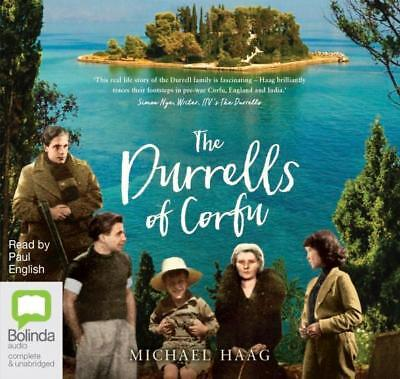 NEW The Durrells Of Corfu By Paul English Audio CD Free Shipping