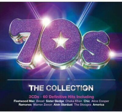 70's - The Collection - Various Artists CD WAVG The Cheap Fast Free Post The