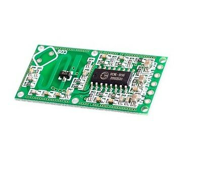 RCWL-0516 Microwave Radar Sensor Module Human Body Induction Switch Module AU