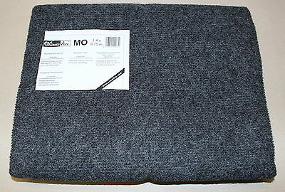 (11,90€/m²) SinusLive MO Moquette upholstery fabric Speaker 140x75cm Anthracite