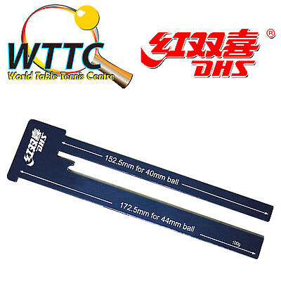 Double Happiness RF005 DHS Net Ruler (Metal) 100g