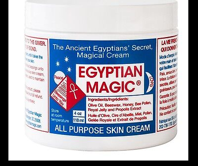 Egyptian All Purpose Anti-Wrinkle Anti-Aging Magic Cream Whitening Skin 118ML/UK