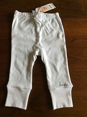 Bonds Girl Or Boys Unisex Newbies Long Pants Size 1 BNWT
