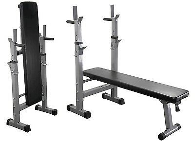 Training weight Bench Home Gym Fitness workout exercise Heavy Duty Flat Bench
