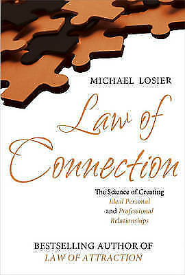 The Law of Connection by Michael J. Losier (Hardback) New Book