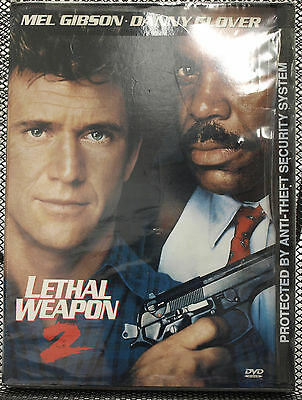 Lethal Weapon 2 - DVD - NEW SEALED - Danny Glover Mel Gibson