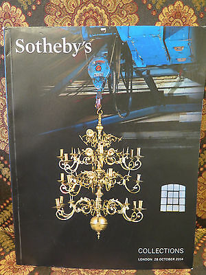 Collections Sotheby's Auction Catalog Inc Jensen Tibetan Chinese Clocks Tapestry