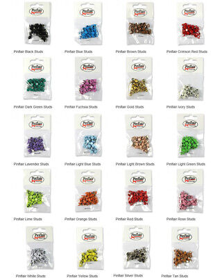 Pinflair Metal Studs, pack of approx 50