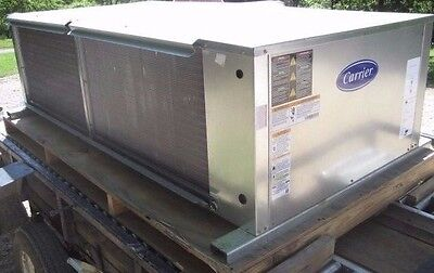 CARRIER AQUAZONE 50HQP, 10 ton Geothermal Water-Cooled Horizontal Heat Pump NEW!