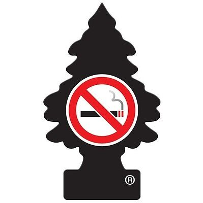 Little Trees Singles, No Smoking (Pack of 24)