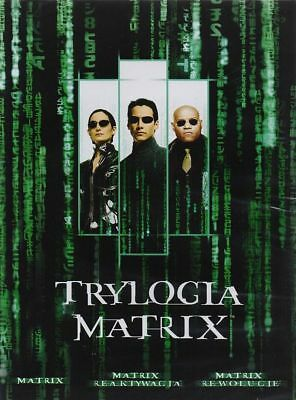 Matrix: Trylogia (The Matrix: Trilogy) - Box [5 Dvd]