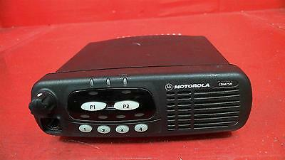 Motorola CDM750 Model AAM25RKC9AA1AN Radio