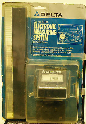Delta Electronic Measuring System for Wood Planers P/N 32-011 - NEW