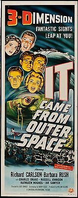 It Came from Outer Space 1953 insert