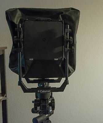 Calumet 4X5 Monorail Large Format Monorail Film Camera Body Only