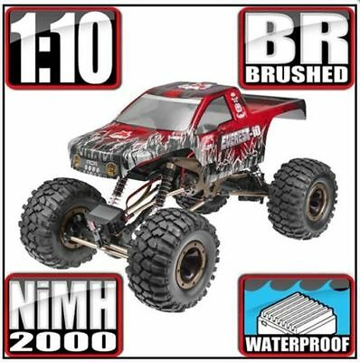NEW Redcat Racing 1/10 Everest 10 Rock Crawler Red Remote Control RTR FREE SHIP!