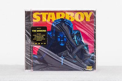 Starboy by The Weeknd - Brand New CD (Explicit Version)