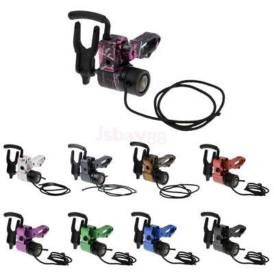 Aluminum Archery Hunting Shooting Compound Bow Drop Away Arrow Rest - Right Hand