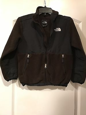 Look!  Authentic The North Face Denali Fleece Boys Youth Medium M