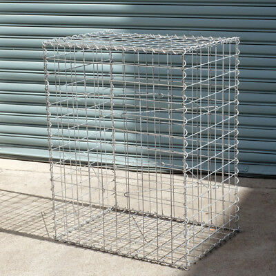 Welded Gabion 750mm L x 528mm W x 978mm H, 75x75mm, AL-TEN