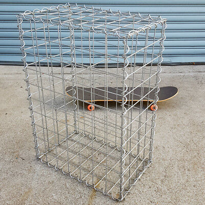 Welded Gabion 528mm L x 300mm W x 750mm H, 75x75mm, AL-TEN